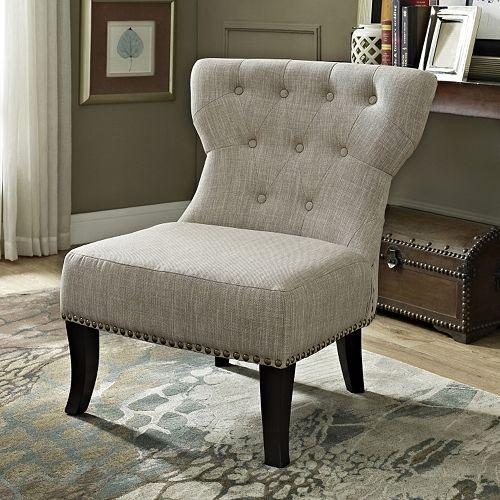 Simpli Home Kitchener Accent Chair