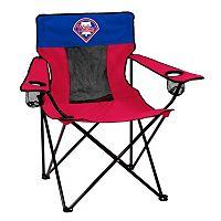 Logo Brand Philadelphia Phillies Elite Fold-Up Chair