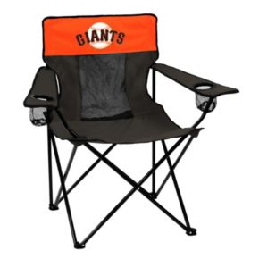 Logo Brand San Francisco Giants Elite Fold-Up Chair