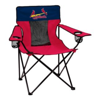 Logo Brand St. Louis Cardinals Elite Fold-Up Chair