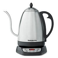 Bonavita 1.7-Liter Variable Temperature Digital Electric Teakettle