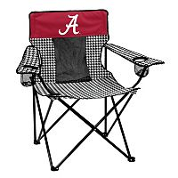 Logo Brand Alabama Crimson Tide Elite Fold-Up Chair