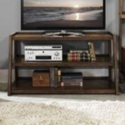 Simpli Home Sawhorse TV Stand