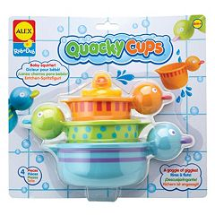 ALEX Rub a Dub Quacky Cups