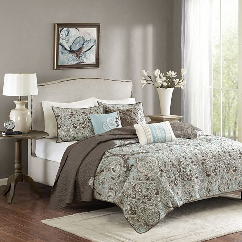 Madison Park Lavinia 6 Pc Coverlet Set