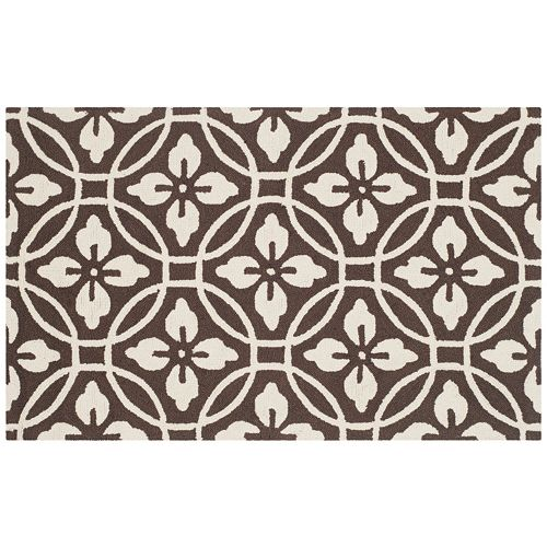 Safavieh Four Seasons Circles Geometric Indoor Outdoor Rug