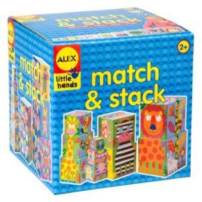 ALEX Little Hands Match & Stack