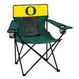 Logo Brand Oregon Ducks Elite Fold-Up Chair
