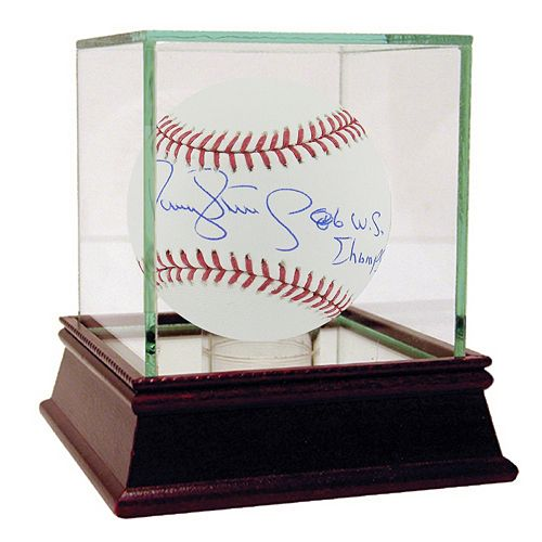 Steiner Sports Darryl Strawberry Autographed Baseball