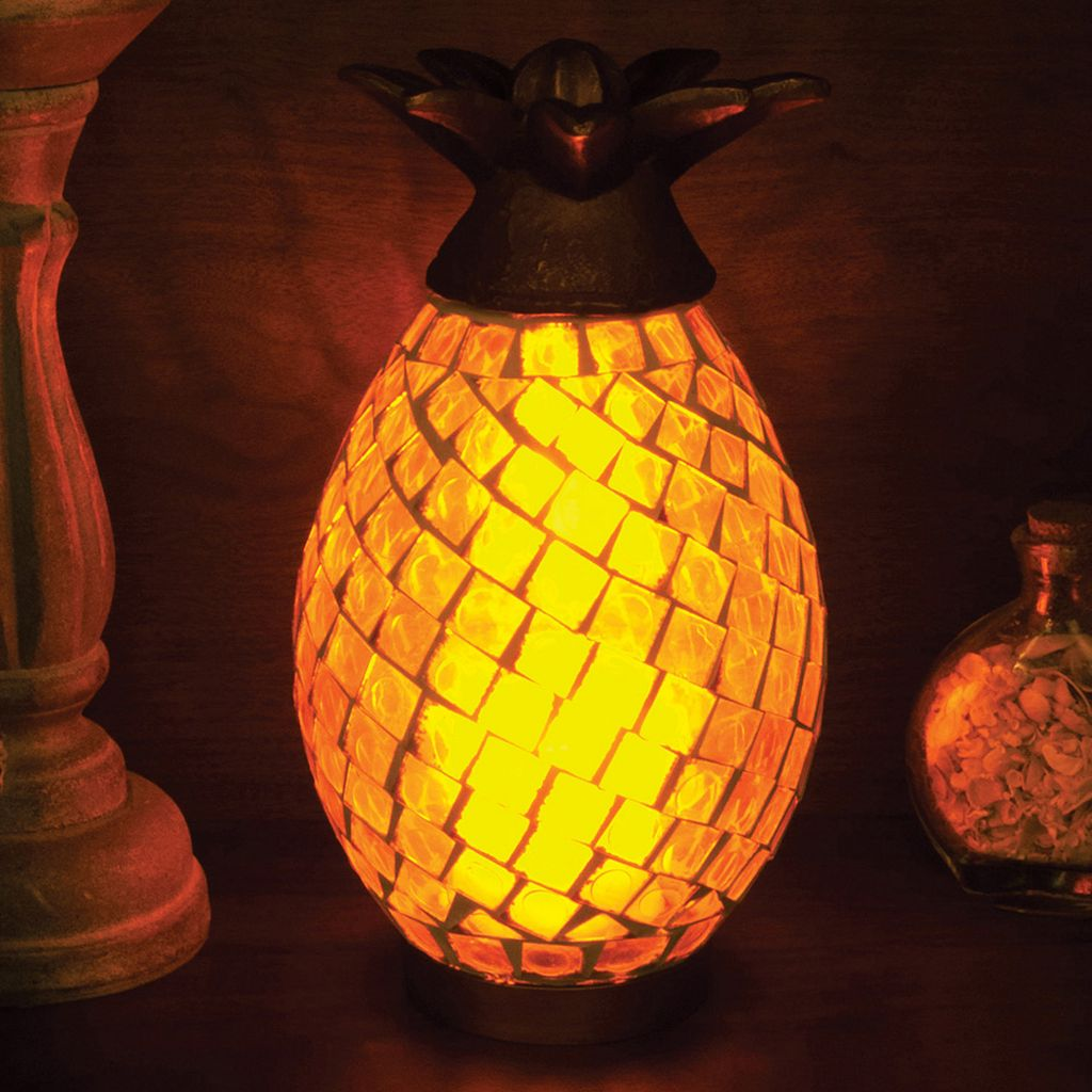 Smart Living Ananas Mosaic LED Pineapple Light