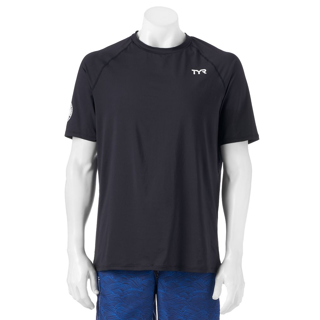 Men's TYR Performance Swim Tee