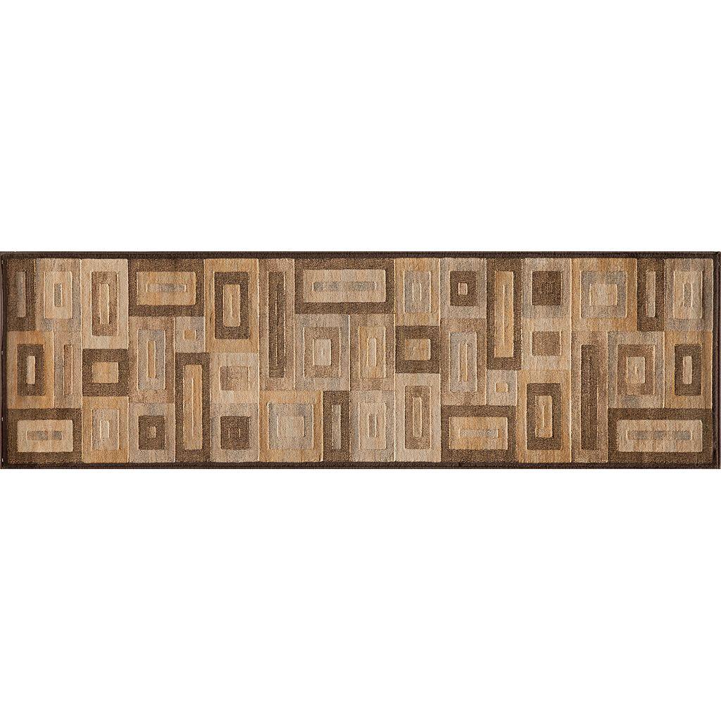 Momeni Blocks Geometric Rug