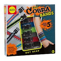 ALEX D.I.Y. Cobra Bands Craft Kit