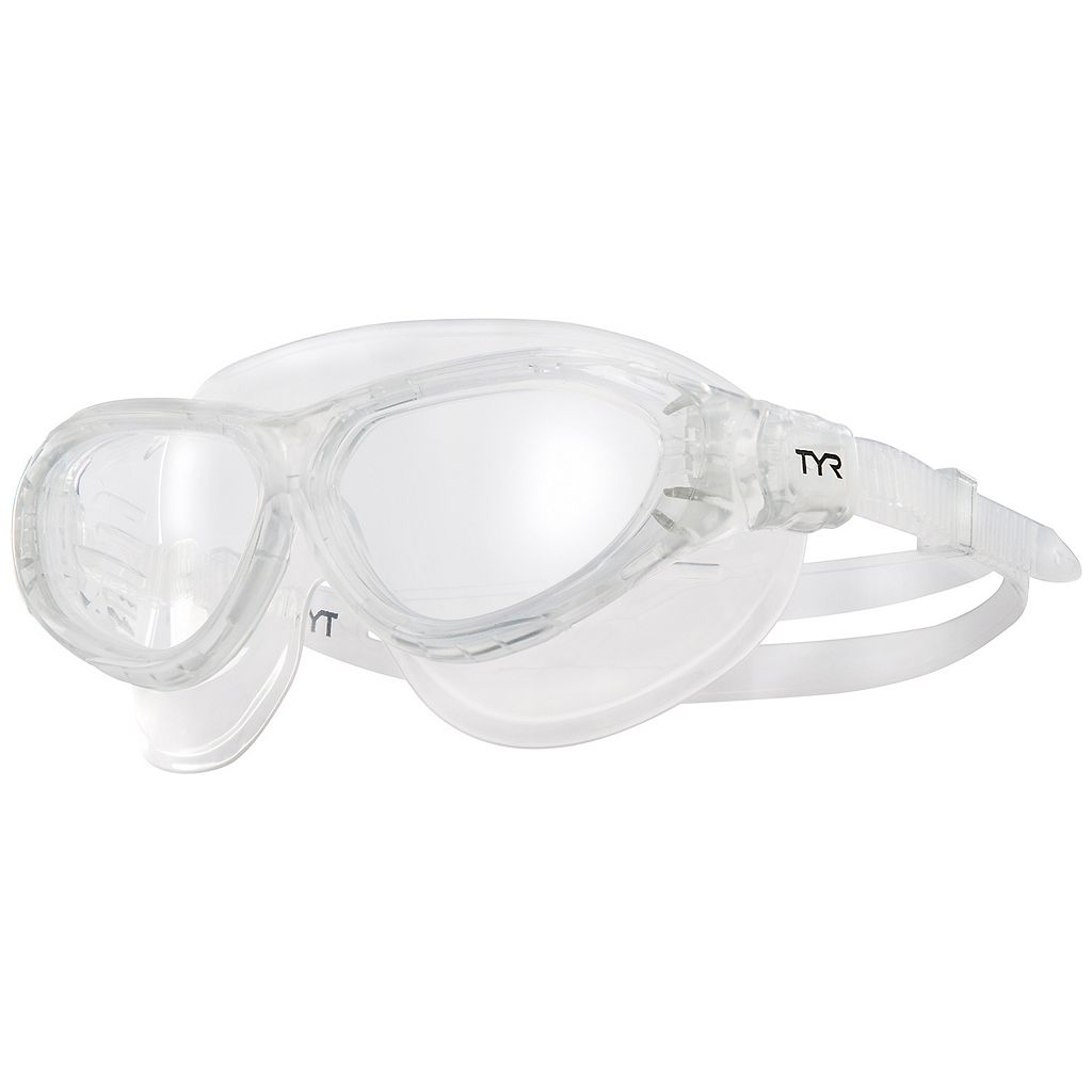 Men's TYR Flex Frame Swim Mask