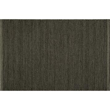 Momeni Mesa Solid Reversible Wool Rug