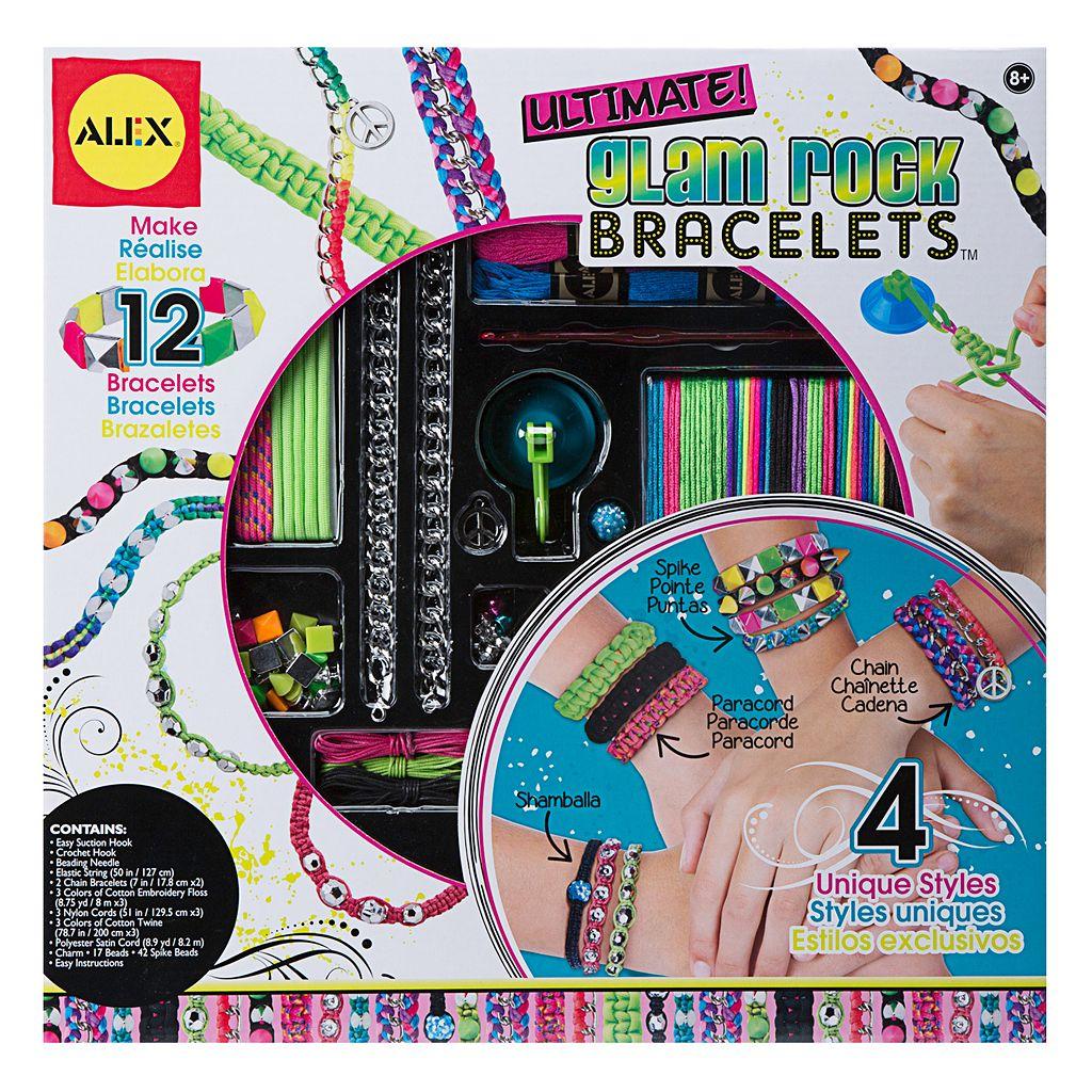 ALEX Ultimate Glam Rock Bracelets