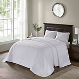 Madison Park Mansfield 3-Piece Bedspread Set
