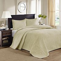 Madison Park Mansfield 3 pc Bedspread Set