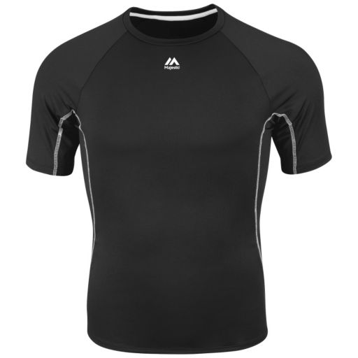 Majestic Youth Baseball Premier Viper Fitted Base Layer Tee
