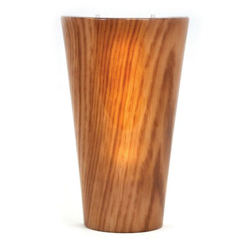 It's Exciting Lighting Cherry Pecan Wireless Indoor / Outdoor Wall Sconce
