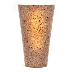 It's Exciting Lighting Granite Wireless Indoor / Outdoor Wall Sconce