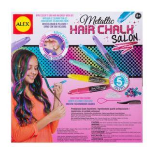 ALEX Metallic Hair Chalk Salon