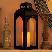 Moreno LED Candle Lantern