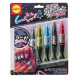 ALEX Glow Sketch It Nail Pens