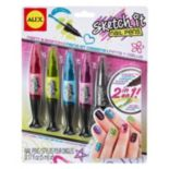 ALEX Hot Hues Sketch It Nail Pens