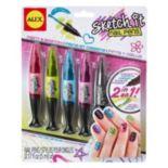 ALEX Hot Hues Sketch It Nail Pens