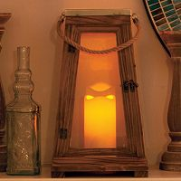 Newport LED Candle Lantern