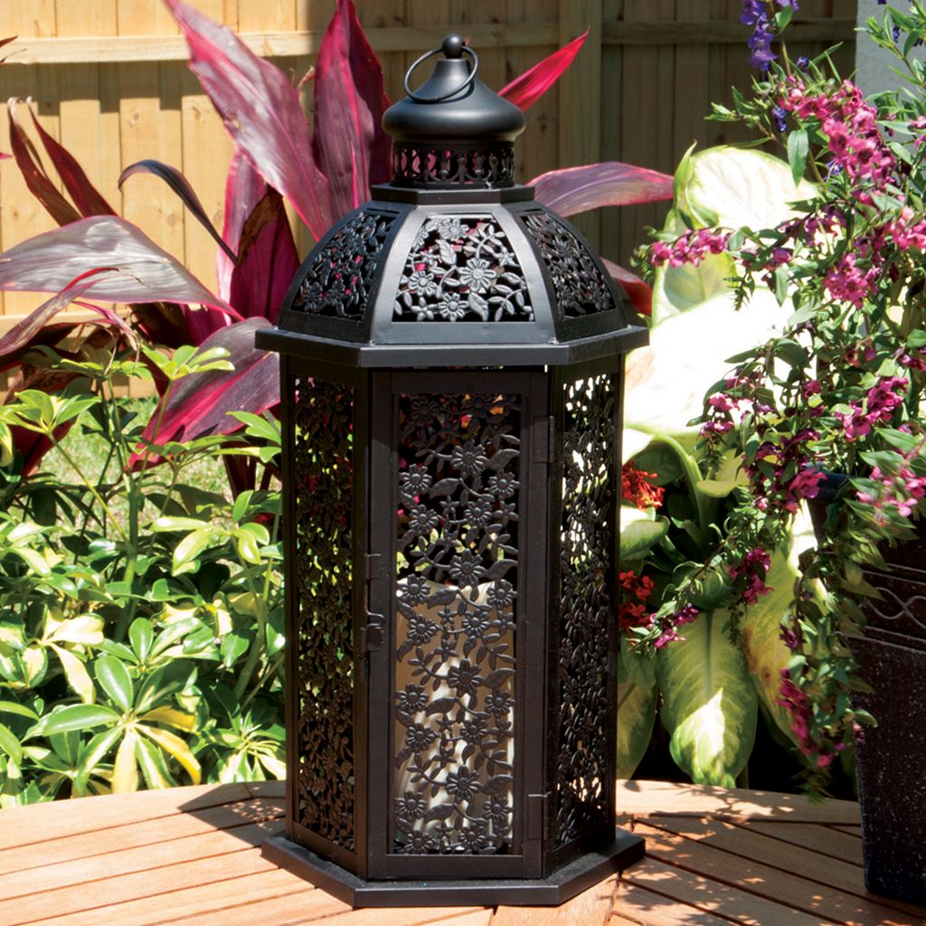 Valencia LED Candle Lantern