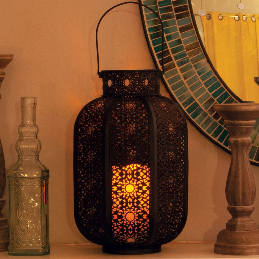 Cadiz LED Candle Lantern