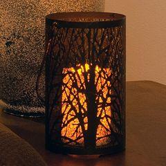 Arboretum LED Candle Lantern