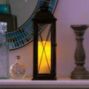Siena LED Metal Table Lantern