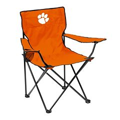 Logo Brand Clemson Tigers Portable Folding Chair