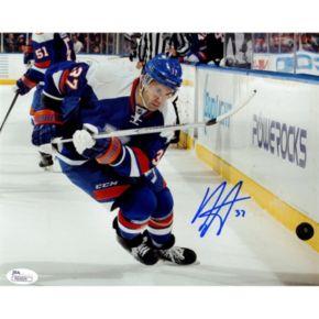 """Steiner Sports New York Islanders Brian Strait 8"""" x 10"""" Signed Photo"""