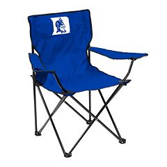 Logo Brand Duke Blue Devils Portable Folding Chair