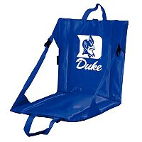 Logo Brand Duke Blue Devils Folding Stadium Seat