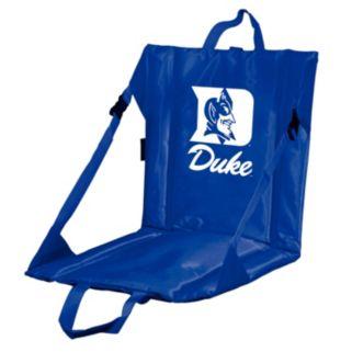 Logo Brand Duke Blue Devils Folding Stadium Seat