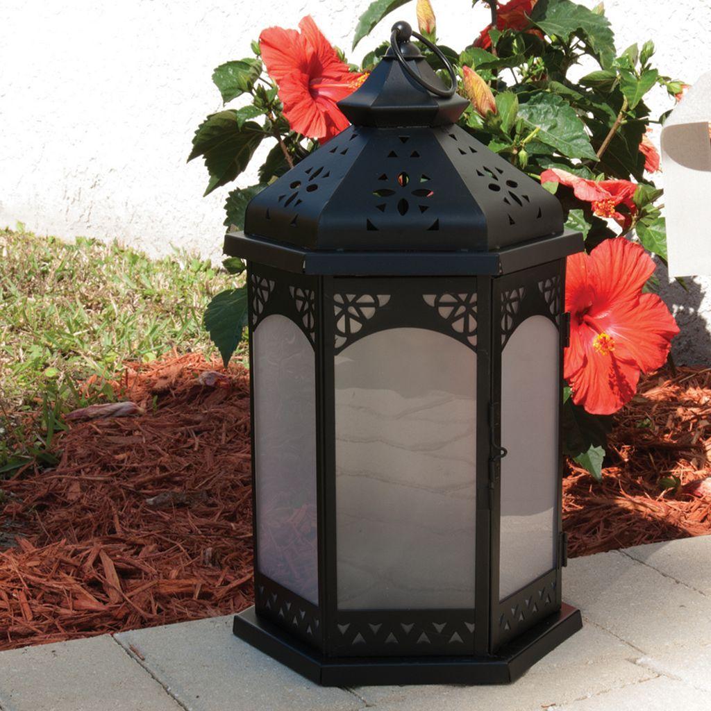 Baltimore LED Star Lantern