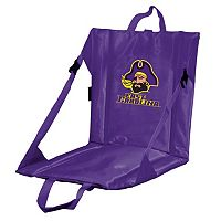 Logo Brand East Carolina Pirates Folding Stadium Seat