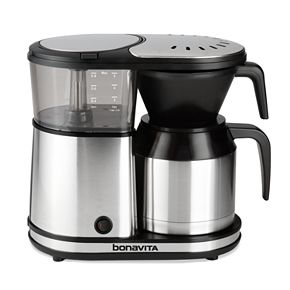 Bonavita 5-Cup Coffee Maker with Double-Wall Thermal Carafe