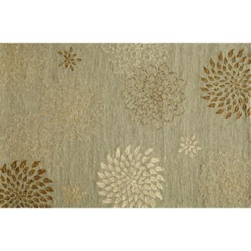 Momeni Veranda Floral Indoor Outdoor Rug