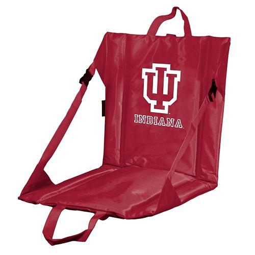 Logo Brand Indiana Hoosiers Folding Stadium Seat