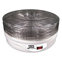 Weston 4-Tray Round Food Dehydrator