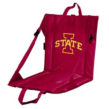 Logo Brand Iowa State Cyclones Folding Stadium Seat