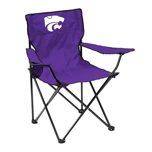 Logo Brand Kansas State Wildcats Portable Folding Chair