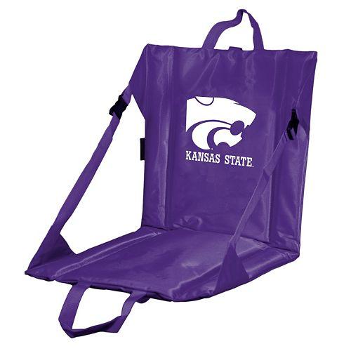 Logo Brand Kansas State Wildcats Folding Stadium Seat