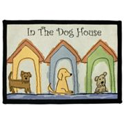 Park B. Smith Dog Houses Pet Rug